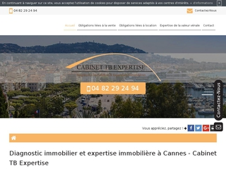 Diagnostic immobilier à Cannes