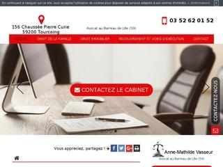 Avocat en droit de la famille au barreau de Lille