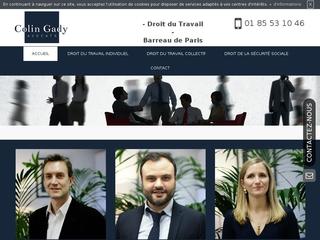 Cabinet d'avocats en droit du travail à Paris