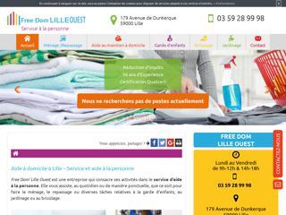 Votre service à domicile à Lille