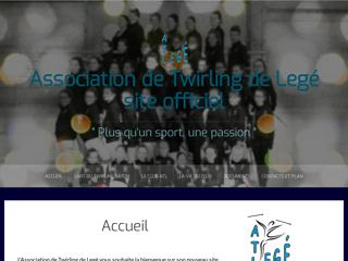 Association de Twirling de Legé Site officiel