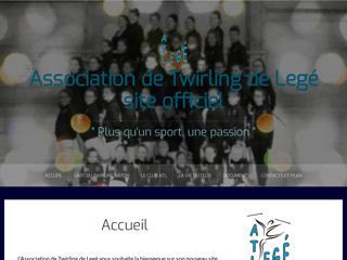 Association de Twirling de Legé Site officiel