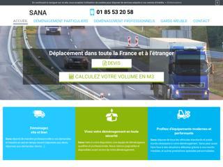 Société de déménagement en île de France