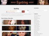 Egoblog : les portraits de stars