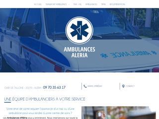 Ambulances Aleria