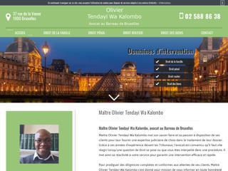 Votre avocat en droit de la famille à Bruxelles