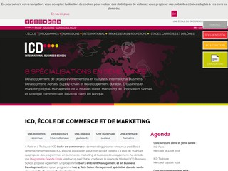 ICD : École de commerce et de Marketing
