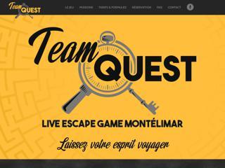 TeamQuest: Escape Game à Montélimar