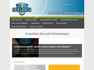Sécurité informatique : virus, protection, cloud computing