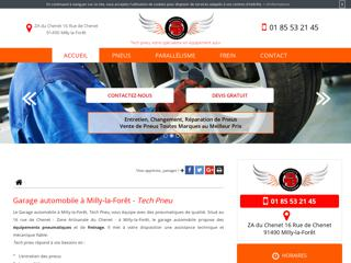 Votre centre auto à Milly-La-Forêt