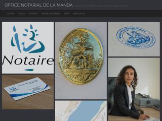 Office Notarial de la Manda - Maître Leila Palombieri