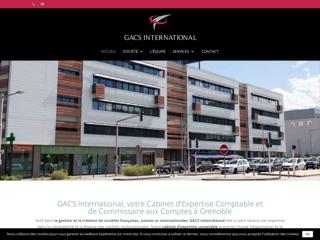 Comptable Grenoble - GACS International