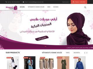 achat des vêtements turque femmes enligne sur magasin du coin au Maroc