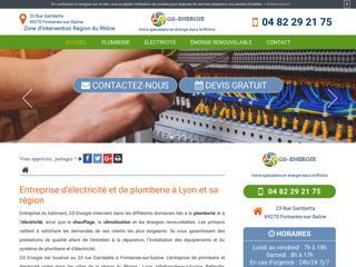 Trouver un artisan plombier à Fontaines-sur-Saône