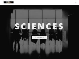 Aurore sciences