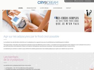 Cryo Dream, la cryolipolyse accessible à tous les Instituts de beauté