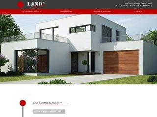 Constructeur maison Landes pays basque