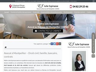 Votre avocat en droit des contrats à Montpellier