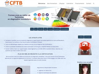 CFTB formation de diagnostiqueur immobilier