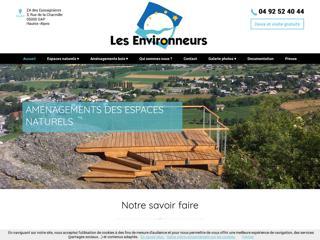 Jardin : Les Environneurs à Gap (05)