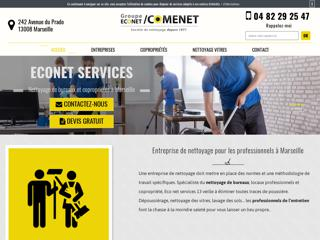 Société de nettoyage à Marseille