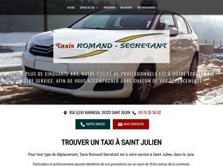 Taxi Romand Secretant