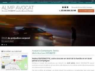 Avocat divorce Compiègne