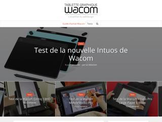 Choisir sa tablette Wacom