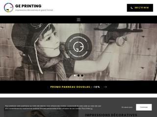 Ge Printing