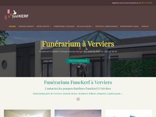 FunéKerf : le funérarium à Verviers