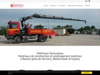 Derousseau : vos matériaux de construction à Welkenraedt