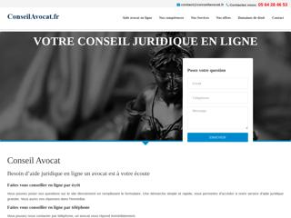 Conseil juridique gratuit