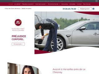 Avocat droit routier Versailles