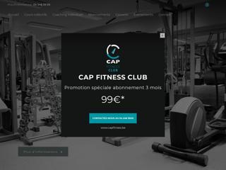 Cap Fitness: salle de fitness à Liège