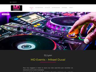 MD Events votre DJ a votre écoute
