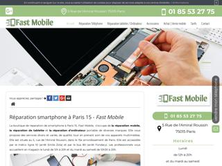 Entreprise de réparation d'ordinateur à Paris 15