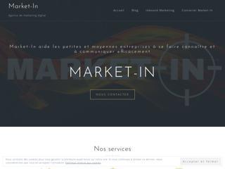 Market-In: agence de marketing digital à Liège