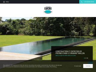 Aux piscines de Lucas