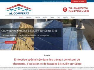 Couverture : M. COMPERAT à Neuilly-sur-Seine (92)