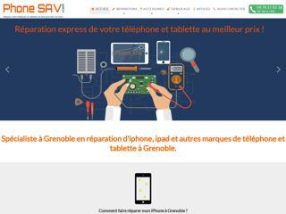 Réparation Iphone et smarphones à Grenoble 38