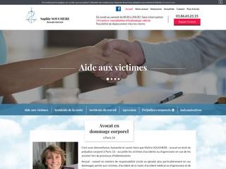 Avocat accident du travail Paris