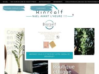 Communauté végan, végétarienne et du bien-être en ligne : Biorself