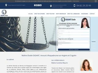 Trouver un avocat à Roquebrune-sur-Argens
