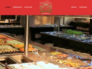 Royal Buffet, restaurant à volonté