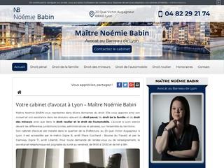 Votre avocat pour mineurs à Lyon