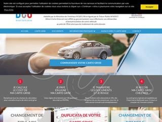 Immatriculation de véhicule près de Valence (Drôme) : Direct Carte Grise