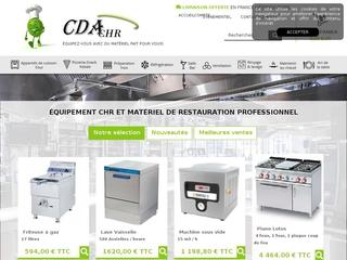 Matériel CHR pour la cuisson, le froid et l'hygiène