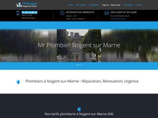 mr-plombier-nogent-sur-marne