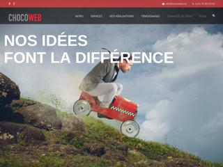 Service de conception web