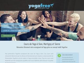 Découvrir le yoga à Sion